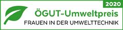 ÖGUT-Umweltpreis - Frauen in der Umwelttechnik