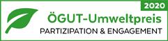 ÖGUT-Umweltpreis - Partizipation und zivilgesellschaftliches Engagement